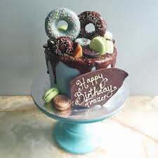 Delicious Bespoke Birthday Cakes Delivered In London