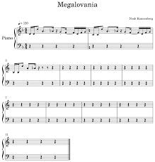 Taylor davis megalovania sheet music violin solo in d minor. Megalovania Piano Sheet Music Roblox Easy
