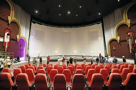 Get A First Peek Inside The Ba Warren Theatre 10 Things