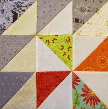 free Scrappy Triangle Quilt Pattern Tutorial   Quilt Ladies blocks ... & free Scrappy Triangle Quilt Pattern Tutorial Adamdwight.com