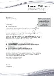 Samples Of Covering Letters For Job Applications Resume Sample