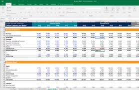 excel modeling valuation modeling in excel learn the 3 most common methods