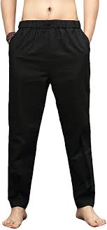 <b>Mens Cotton</b> Linen <b>Casual Trousers Loose</b> Beach Summer <b>Pants</b> ...