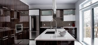 Pre Built Kitchen Cabinets Cuisine Modernes Cabinetry