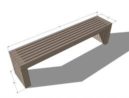 Small Picture Modern Bench Design 22 Perfect Furniture On Contemporary Garden