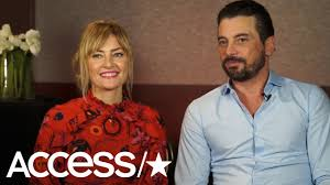 Riverdale's' Mädchen Amick & Skeet Ulrich Are Hilarious Discussing The  Impending Arrival Of Gladys - YouTube