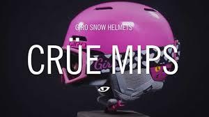 Giro Crue Mips Snow Sports Helmet