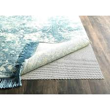 lovely natural rubber rug pad for fabulous rug pad for hardwood floors e4634285 natural rubber rug