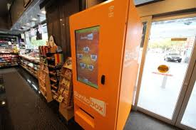 Burrito Vending Machine Enchanting A Burrito Vending Machine Incredible Things
