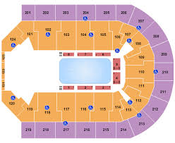 Erie Tullio Arena Seating Chart Disney On Ice Worlds Of Enchantment Tickets