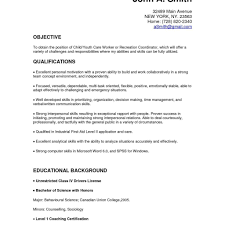 Social Work Resume Templates Charity Proposal Sample