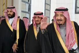 هل يتنازل الملك سلمان عن العرش؟