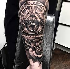 Tatuaggio Occhio I Significati Nascosti Di Questo Tattoo