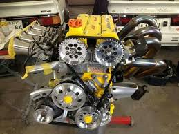 4age 16v   Engines   Engineering, Cars, Car engine