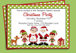 blog page of mickey mouse invitations templates christmas dinner invitation custom christmas cards