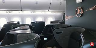 turkish airlines reveals new b787