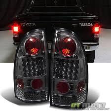 123 49 smoke 2005 2016 toyota tacoma trd lumileds led tail lights brake lamp left