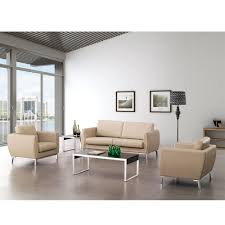 oz living furniture. Orizeal Kantor Furniture Sofa Kulit Kecil (OZ-OSF009) Oz Living