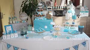 Deco Table Bapteme Garcon Decoration Table Bapteme Garcon Fashion ...