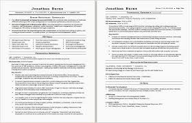 Hr Generalist Resume Sample Resume Templates For Retail Jobs