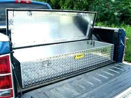 Pickup Truck Tool Boxes Ebay Plastic Chest Box Bed Cheap ...
