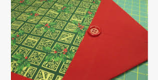 10 Minute Table Runner Pattern Delectable Ten Minute Table Runner Perfect For A Last Minute Gift Quilting Cubby