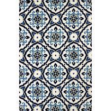 blue outdoor rugs target indoor furniture 5 x 8 medium mosaic medallion navy rug atrium