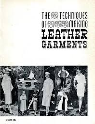 vintage pattern warehouse vintage sewing patterns vintage fashion crafts fashion 1959 vintage tandy leather co the techniques of making leather