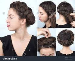 Hair Style With Volume process weaving braid hairstyle long hair stock photo 514870810 3162 by wearticles.com