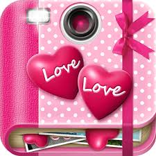 love collage photo frames 5 0