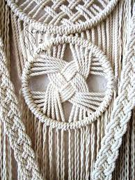 Free Macrame Patterns Mesmerizing Wall Arts Macrame Wall Art Macrame Wall Hanging Intertwining
