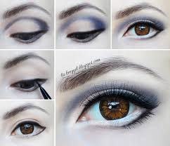 drawn doll makeup tutorial 8