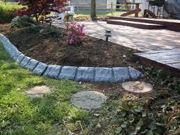 garden edging stone. Home - Decorative \ Garden Edging Stone L
