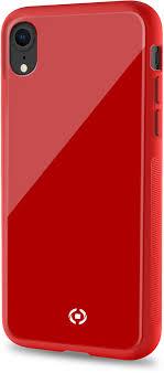 <b>Чехол</b> накладка <b>Celly Diamond для</b> Apple iPhone XR красный ...