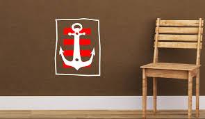 boat anchor wall decor