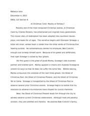 engl essay engl essay heres the schedule for the 10 pages a christmas carol essay 4