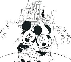 Walt Disney World Printable Coloring Pages World Colouring Pages