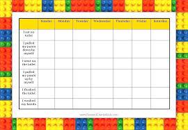 Download Reward Chart Incentive Chart Template Teddy Reward Sample Free Download