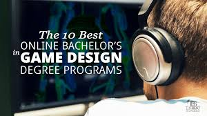 What Classes Should I Take To Become A Videogame Designer The 10 Best Online Bachelors In Video Game Design Degree