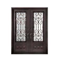 craftsman double front door. Contemporary Door 74 In X 975 Vita Francese Classic 34 Lite Painted Oil To Craftsman Double Front Door N