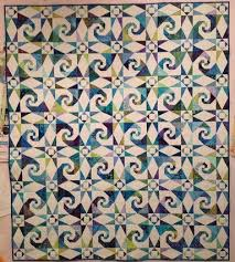 Snail Trail Quilt Pattern