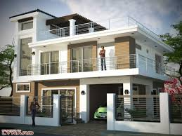 philippines house roof deck roof garden. Story Deck Roof Designs Design Plans Stunning Images Interior Philippines House Garden