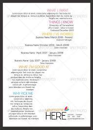 Elegant Resume Templates Cool Get Your Dream Job 48 Clean Elegant Resume Templates Happy