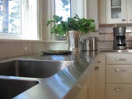 Make Stainless Steel Countertop Stainless Steel Countertop Kitchen Icedesign Suter Inox Ag Photo