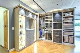 closets amazing closet cost per square foot california