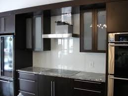 glass backsplash kitchen kitchencabinetsremodelingnet