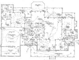 Large size of electrical wiring diagrams household house plan with ex le pictures diagram for a archived