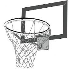 バスケット ゴール イラスト素材 1544749 フォトライブラリー