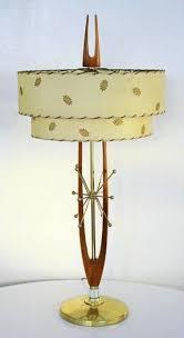 Mid Century Lamp Shades