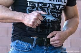 Resultado de imagen para hidden knife-carry
